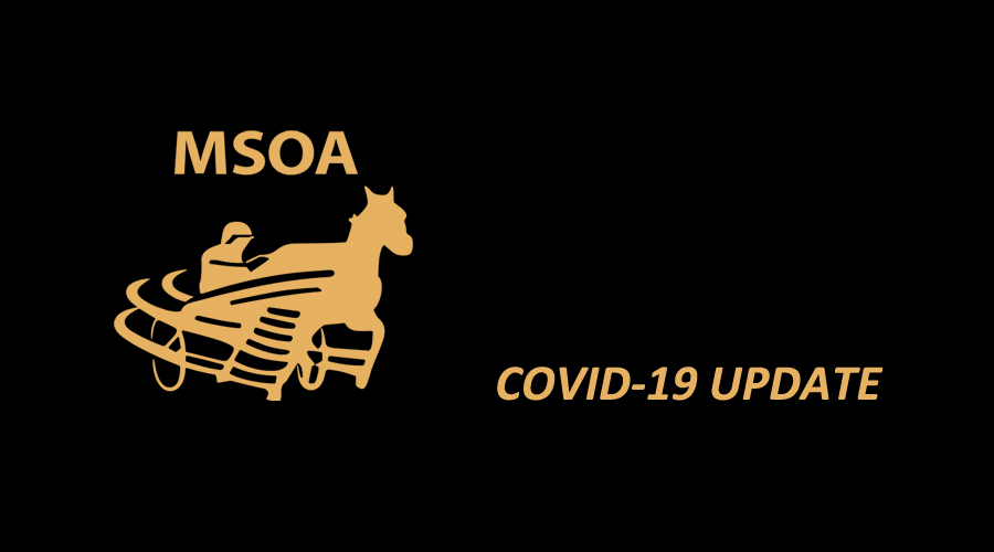 COVID-19 Update: Backstretch to remain open