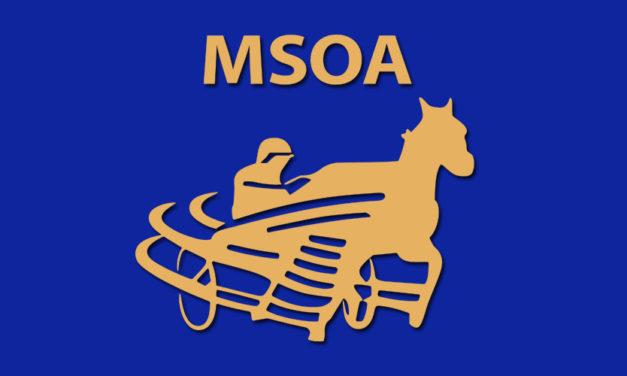 MSOA welcomes new Lasix veterinarian