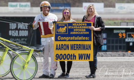 MSOA congratulates Aaron Merriman on win #9000