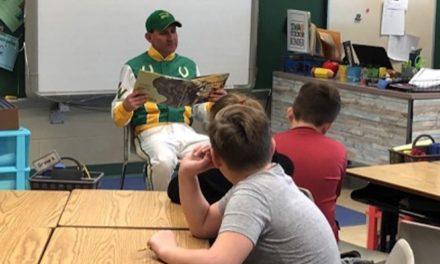 Wilder, Indof take part in Reading Across America program