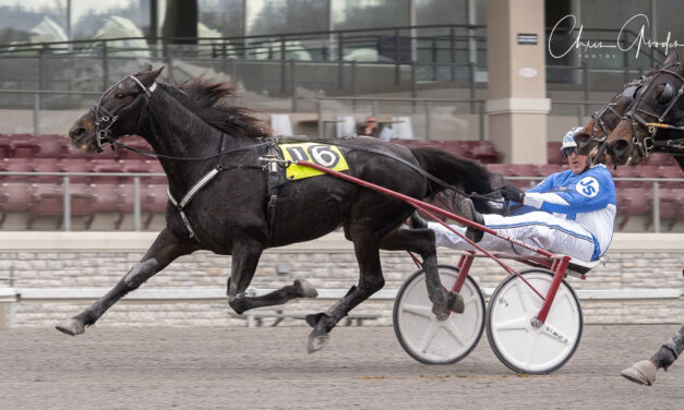 Sikaras gets first career win in GLADA action